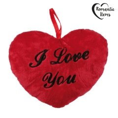 Coeur Peluche I Love You 18 cm