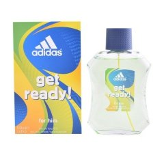 Parfum Homme Get Ready! Adidas EDT (100 ml)