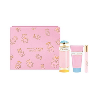 Set de Parfum Femme Candy Sugar Pop Prada (3 pcs)