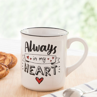 Tasse Always In My Heart (300 ml)