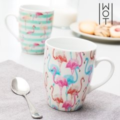 Tasse Flamant Rose Wagon Trend
