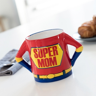 Tasse Super Mom